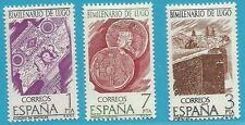 Spanien aus 1976 ** postfrisch MiNr.2249-2251 - 2000 Jahre Lugo!