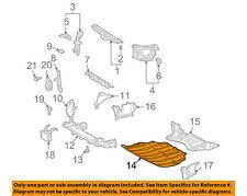 Lexus TOYOTA OEM LS430 Under Radiator/Engine-Cover Splash Shield 5144150090