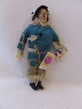 Vinatge 1989 Presents Wizard of Oz Tin-Man/Scarecrow/Lion Dolls Great Condtition