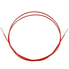 ChiaoGoo 1 Rope, 1 seilschlüssel Twist Red Mini 55 CM Rope Length 7522-m