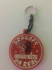 VINTAGE RUBBERIZED KEYHOLDER DRAGOES SAO PAOLO FC