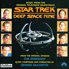 LP Vinyl Star Trek Deep Space Nine Original Soundtrack