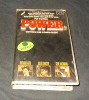 POWER VHS ROADSHOW 3D COVER SIDNEY LUMET GENE HACKMAN