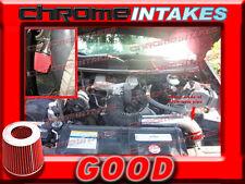 RED 1993 1994 1995 CHEVY CAMARO/PONTIAC FIREBIRD 3.4L V6 COLD AIR INTAKE