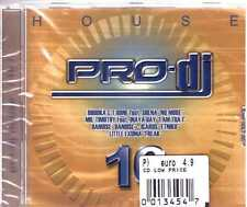 PRO-DJ HOUSE VOL.10 CD SEALED SIGILLATO