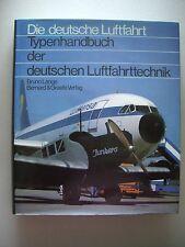 deutsche Luftfahrt Typenhandbuch deutschen Luftfahrttechnik 1986