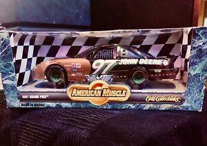NASCAR ERTL American Muscle 1:18 Die Cast #97 1997 Grand Prix John Deere 160 Yrs