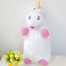 """Size 16"""" 40cm Agnes Fluffy Unicorn Soft Plush Doll Toy Pillow Kids Gifts New"""
