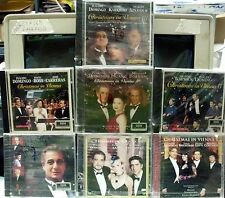 CHRISTMAS IN VIENNA I-II-III-IV-V-VI  E THE BEST CHRISTMAS IN VIENNA 7 CD SEALED