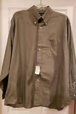 Men's XL Tommy Hilfiger Sage Long Sleeve Button Down Shirt new with tags