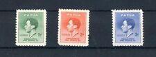 George VI (1936-1952) 3 British Postages Stamps