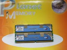 Kingston 4GB 2X2GB DDR2 PC2-8500 1066 240 NON ECC LOW DENSITY KHX8500D2/2GR 2.3V