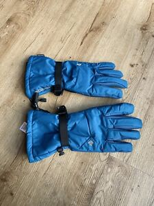 Columbia Mens Winter Ski Gloves Omni Tech