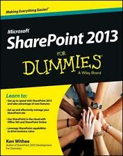 SharePoint 2013 For Dummies-ExLibrary