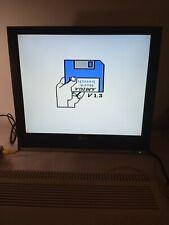"Nice Monitor TV LG M1921A FLATRON 19"" LCD 15kHz compatible Commodore Amiga"