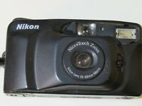Vintage Nikon35-60mm camera (Untested)
