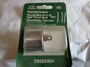 Tridon 552 12V Flasher Turn Signal Hazard Warning, Tridon 552 Thermal Flasher