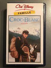 """VHS """"Croc-Blanc"""" (GW)"""