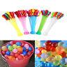 Lot 111pcs Bombes Eau Magigue Ballon Gonflable Enfant Jeux Jouet été Cadeau 22cm