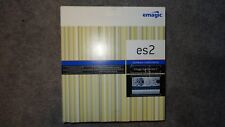EMAGIC LOGIC 5 ES2 SOFTWARE INSTRUMENT EMAGIC SYNTHESIZER 2 WINDOWS / MAC