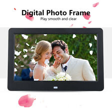 10 Zoll Screen 1024X600 Digitaler Bilderrahmen Musik Video Player Fernbedienung
