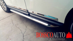 Side Steps / Running boards Suitable For Nissan Pathfinder R52 Series 2013-2019