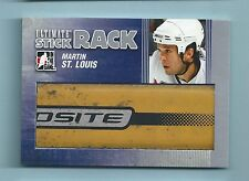 MARTIN ST. LOUIS 2007/08 IN THE GAME ITG ULTIMATE STICK RACK 4 COLOR STICK /24