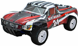 Desert Short Curse Truck 1:10 4WD Rtr Electrical HIMOTO Radio 2.4 GHZ Rtr HI4170