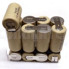 Battery For Euro-Pro Shark XB736N SV736K SV736R 15.6V 3.0Ah Ni-MH Vacuum Cleaner
