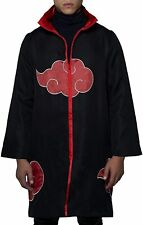 More details for official naruto shippuden akatsuki cosplay jacket coat