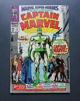 Marvel Super-Heroes 12   Origin & 1st Captain Marvel