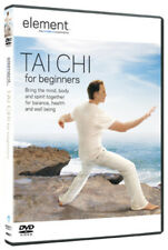 Element: Tai Chi for Beginners DVD (2009) ***NEW***