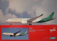 Herpa Wings 1:500  Airbus A330-300  Saudia HZ-AQE  531320  Modellairport500