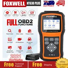 NT630 Plus Car OBD2 Scanner ABS SRS SAS Reset Code Reader Diagnostic Scan Tool