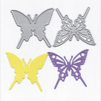 Stanzschablone Schmetterling Weihnachten Hochzeit Oster Geburtstag Karte Album
