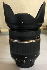 TAMRON A16 SP AF 17-50mm F/2.8 XR Di II LD Nikon Mt with Built-in Focus Motor