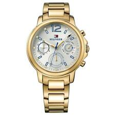 Tommy Hilfiger Claudia Gold Plated Ladies Watch 1781742