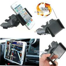 New Universal Car CD Slot Phone Mount Holder Stand For Mobiles iPhone Android BA