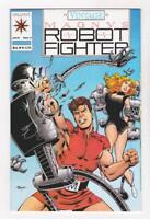 VINTAGE MAGNUS ROBOT FIGHTER 1 (NM-) SIGNED by BOB LAYTON COA (SHIPS FREE) *