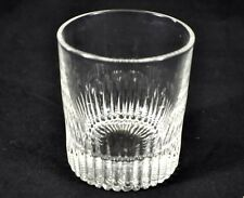 Vintage Crystal Glass Drinking Glass