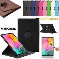 Cuero Libro Folio Estuche para girar 360 Samsung Galaxy Tab A 10.1 2019 T510 T515