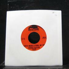 "Bobby Fuller Four - Love's Made A Fool Of You 7"" Mint- 3016 Vinyl 45 Mustang"