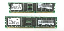 IBM 512MB -2x256MB- IBM eServer xSeries PC2100 Memory Kit 09N4306