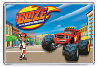 Blaze and the Monster Machines Fridge Magnet 01