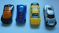 LOT of 4 Hot Wheels Matchbox Classic Cars Ford GT-90, Lotus Die cast ~ EXCELLENT