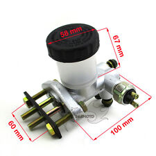 Brake Master Cylinder For 90cc 110cc 125cc 150cc 200 250cc Kinroad Go Kart Buggy