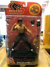 Enter The Dragon, Play Along Toys Figure Lot - Bruce Lee as Lee, Roper, Han