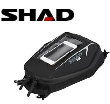 Sac E-04 SHAD 3L bagage smartphone tablette semi rigide moto small tank bag