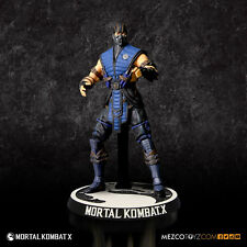 Mezco Toys mortal Kombat X Sub-Zero af Action figure