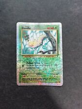 Pokémon - Weedle - reverse - Legendary Collection